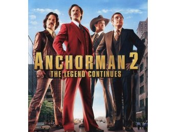 Anchorman 2: The Legend Continues (Beg)