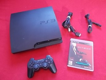 BASENHET till Sony Playstation 3 PS3 + Hitman