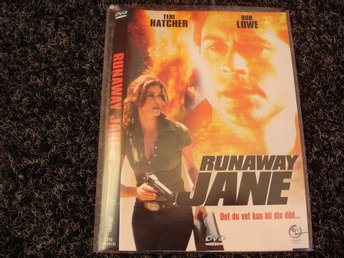 DVD-RUNAWAY JANE *Teri Hatcher, Rob Lowe*