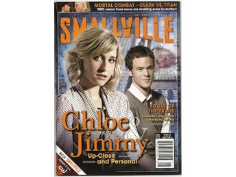 Smallville Magazine # 21 Cover A NM Ny Import REA!