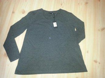 NY grå oversize tröja stl M - Nyköping - NY grå oversize tröja stl M - Nyköping