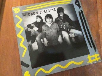 Hidden Charms - HIDDEN CHARMS- LP vinyl skiva (1985) Svensk rock - Stockholm - Hidden Charms - HIDDEN CHARMS- LP vinyl skiva (1985) Svensk rock - Stockholm
