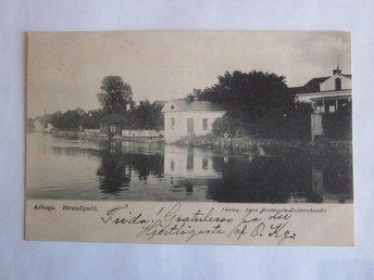 Arboga - Strandparti före 1906 - Segeltorp - Arboga - Strandparti före 1906 - Segeltorp