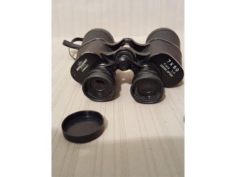 Kikare BRILLIANT COMPACT 7 X 50 field 7.1° COATED OPTICS mycke fint