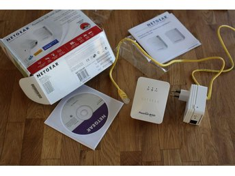 Netgear Powerline 500 WiFi Access Point XWNB5201