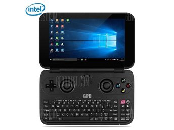 "Micro Laptop GPD Win 10 Touch Screen 5.5"" Quad Core 2.56GHz 4GB RAM 64GB ROM - örebro - Micro Laptop GPD Win 10 Touch Screen 5.5"" Quad Core 2.56GHz 4GB RAM 64GB ROM - örebro"