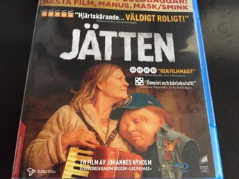 Jätten bluray