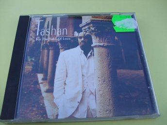 Tashan - For The Sake Of Love - 1993 - CD