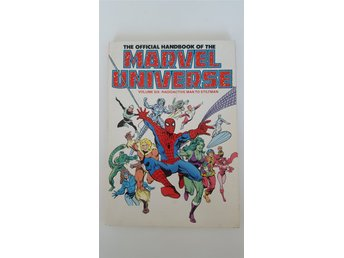 Official Handbook of the Marvel Universe Vol. 6- Marvel Comics - Sköndal - Official Handbook of the Marvel Universe Vol. 6- Marvel Comics - Sköndal