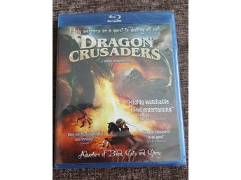 Dragon Crusaders - NY OCH INPLASTAD BLURAY