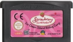 GBA - Strawberry Shortcake: Riding Camp (Beg)