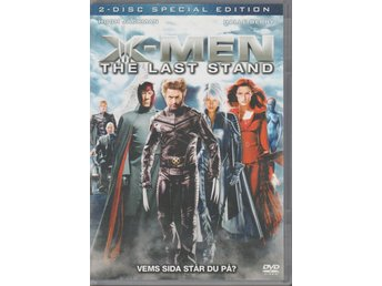 X-Men - The Last Stand - DVD