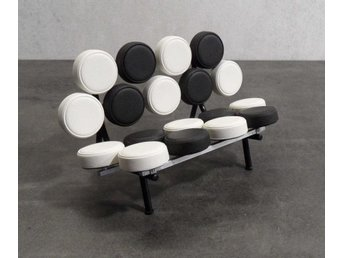 DESIGN INTERIOR COLLECTION GEORGE NELSON MARSHMALLOW SOFA