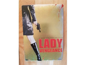 Lady Vengeance (steelbook)