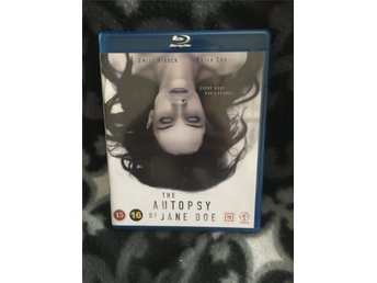 Autopsy of Jane Doe - Blu-Ray