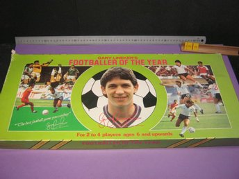 Gary Lineker´s Footballer of the Year (1987), Komplett Ospelat