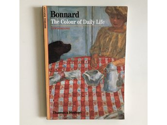 Pierre Bonnard - The Colour of Daily Life - bok (Thames & Hudson)