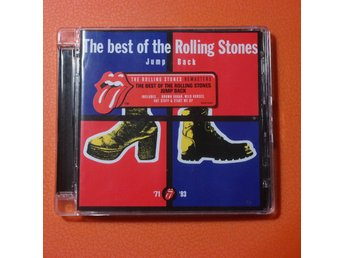 The Rolling Stones - Jump Back (The Best Of The Rolling Stones '71 - '93)