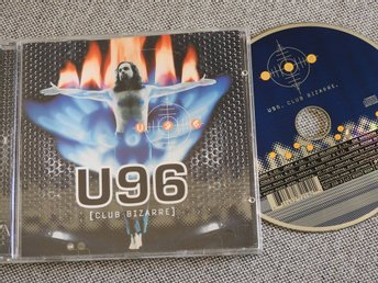 U96 - Club Bizarre CD (1995) Euro House Trance