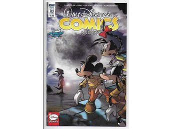 Walt Disney's Comics and Stories # 742 Cover A NM Ny Import