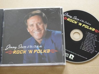 Jimmy Sturr & His Orchestra - Rock 'n Polka CD
