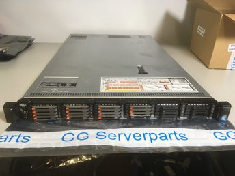 Dell Poweredge R630 2x E5-2623 V3 256GB 15x SSD PERC H730P 10GbE 2xPSU