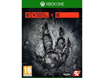 Evolve (NYTT / Xbox One)
