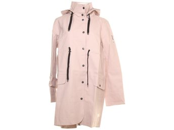 Odd Molly, Regnjacka, Strl: M, Monsoon rainjacket, Rosa/Svart