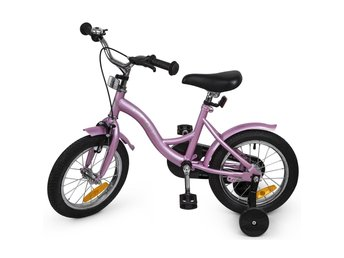 "Stoy, Cykel, 14"", Speed, Rosa"