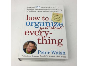 Bok, How to organize just about everything, Vit