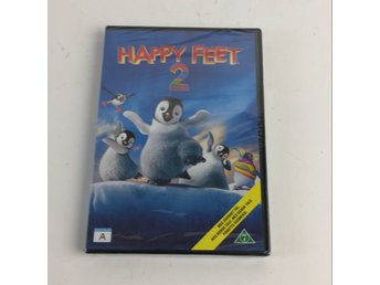 DVD VIDEO, DVD-Film, Happy feet 2