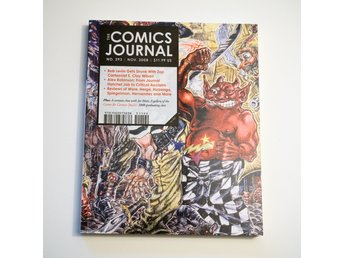 The Comics Journal #293 Nov. 2008