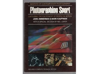 Photographing Sport - Masters of Contemporary Photography