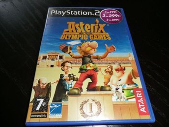 Asterix at the Olympic Games   PS2/ Playstation 2