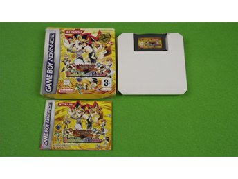 Yu-Gi-Oh! Destiny Board Traveler KOMPLETT GBA Gameboy Advance