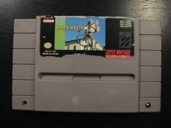 PAPERBOY 2 / SUPER NINTENDO SNES / USA IMPORT