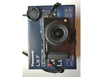 Panasonic Lumix LX7 - Gustavsberg - Panasonic Lumix LX7 - Gustavsberg