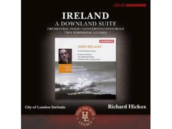 Ireland, John: Orchestral Works (CD)