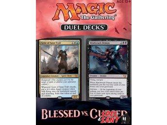 Magic Duel Decks Blessed vs Cursed - Norrtälje - Magic Duel Decks Blessed vs Cursed - Norrtälje
