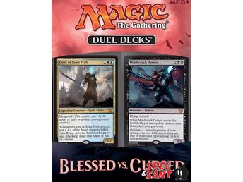 Magic Duel Decks Blessed vs Cursed