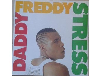 Daddy Freddy title* Stress* 90's Ragga HipHop UK LP