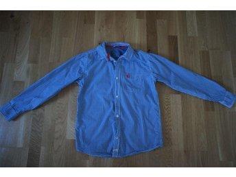 Snygg skjorta storlek 146. Fint beg skick. Lindex - Kolmården - Snygg skjorta storlek 146. Fint beg skick. Lindex - Kolmården