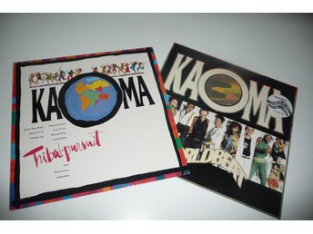Kaoma 2 LP Paket-Tribal Persuit-Worldbeat