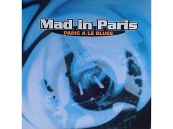 Mad In Paris titel* Paris A Le Blues* Hip-Hop France 12""