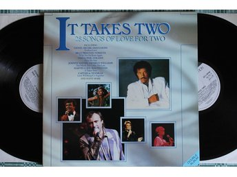 It Takes Two – 28 Songs Of Love For Two – LP2