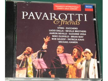 Pavarotti & Friends -- 1992 -- Decca -- CD