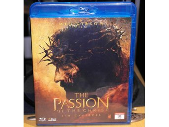 the passion of the christ - bluray