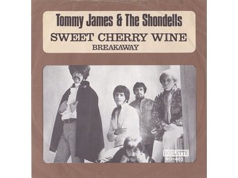 Tommy James & The Shondells  Sweet cherry wine