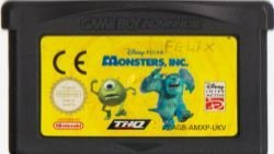 GBA - Monsters Inc (Disney) (Beg)