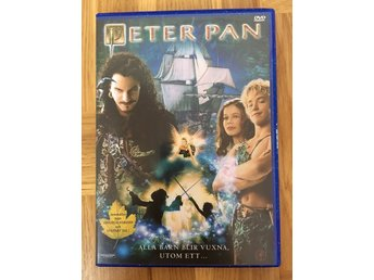 Peter Pan DVD På svenska!